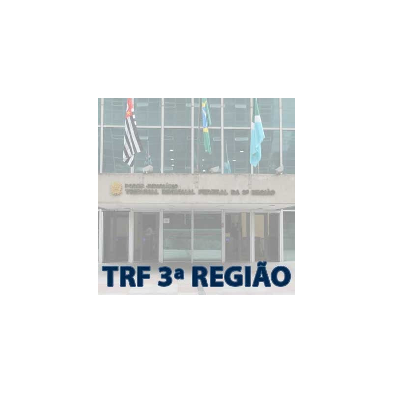 Curso TRF 3 Técnico Judiciário AA Direito Penal 2018