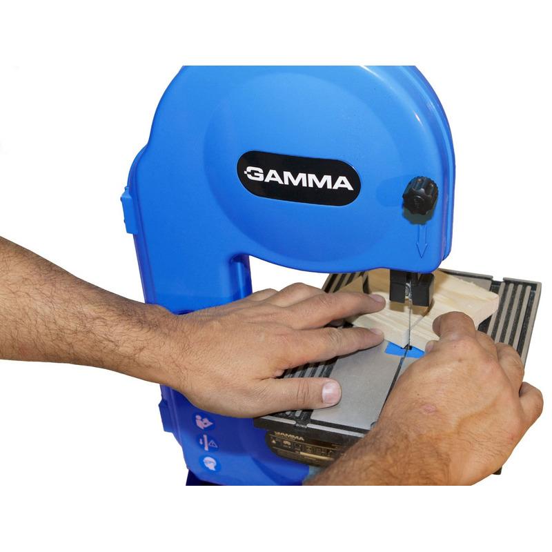 SERRA DE FITA BANCADA 250W PROFISSIONAL 220V G121 GAMMA