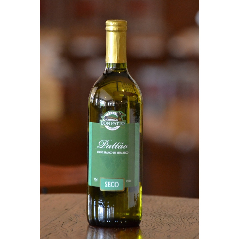 Vinho Branco Seco Niagara 750ml - Don Patto