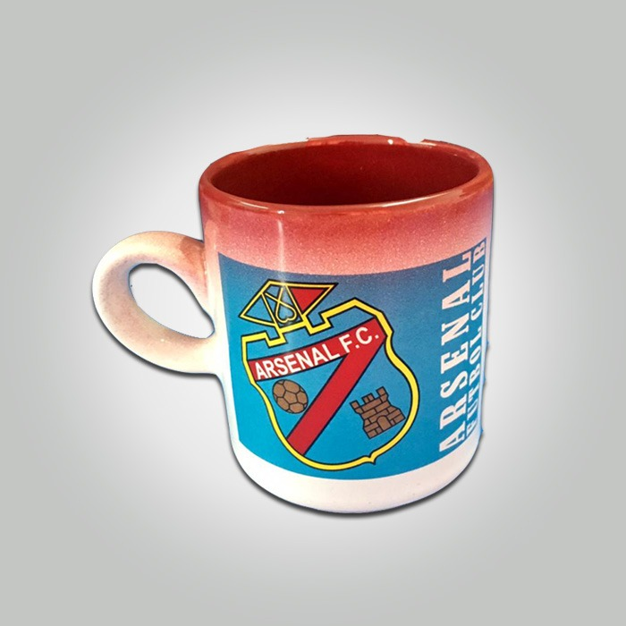 Taza Chica Arsenal