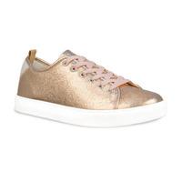 Sneakers K-Swiss oro rosado  K9F239