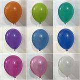 globos std 9 pulgadas x50 desinflados
