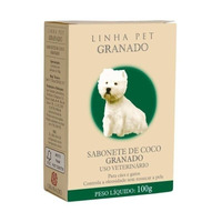 Sabonete de Coco 100g - Limpeza Profunda