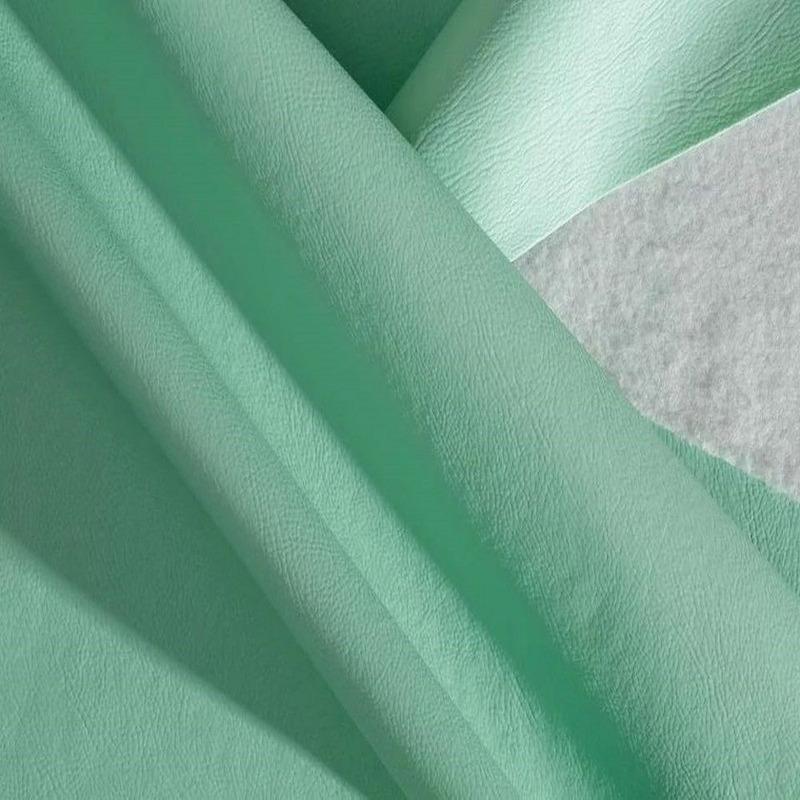 Tecido corano verde água