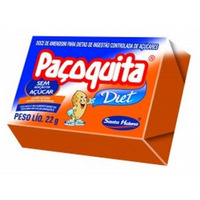 Pacoquita Diet - 22g - Santa Helena