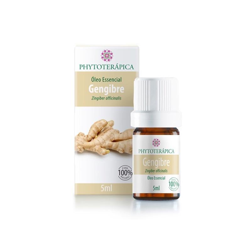 Oleo Essencial de Gengibre 5ml - Phytoterapica