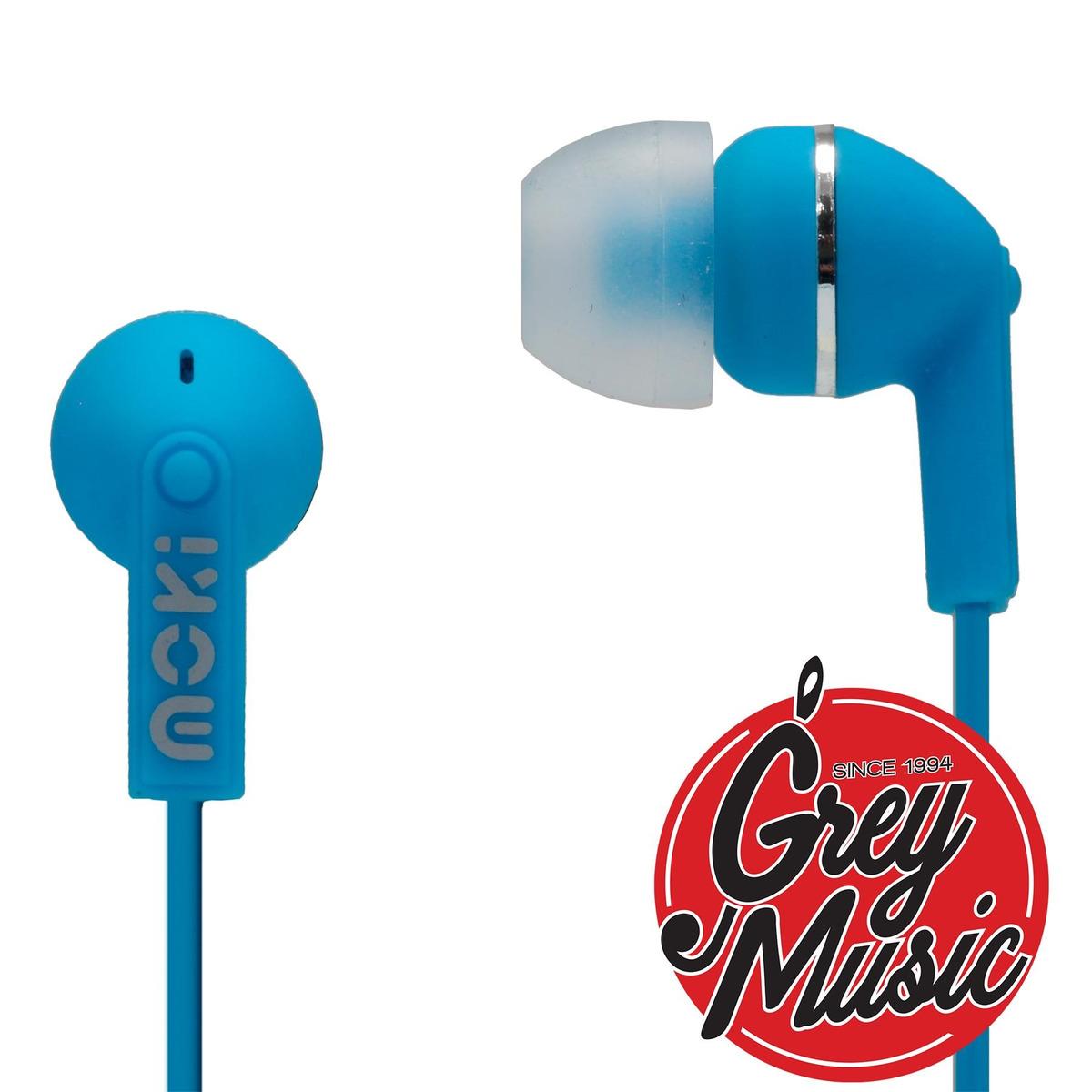 Auricular Moki Acc Hpdotb In Ear Dots Noise Isolation Bl