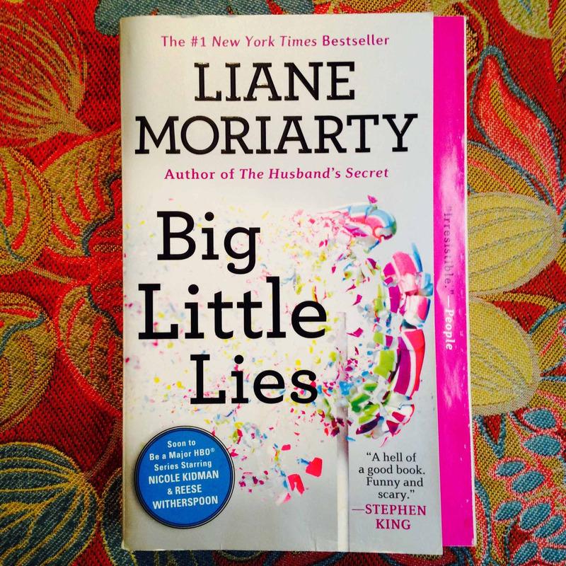 Liane Moriarty.  BIG LITTLE LIES.