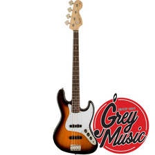 Bajo Squier 031-0760-532 Jazz Bass Affinity Brown Sunburst