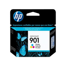 Cartucho Hp 901 Color Original Cc656al