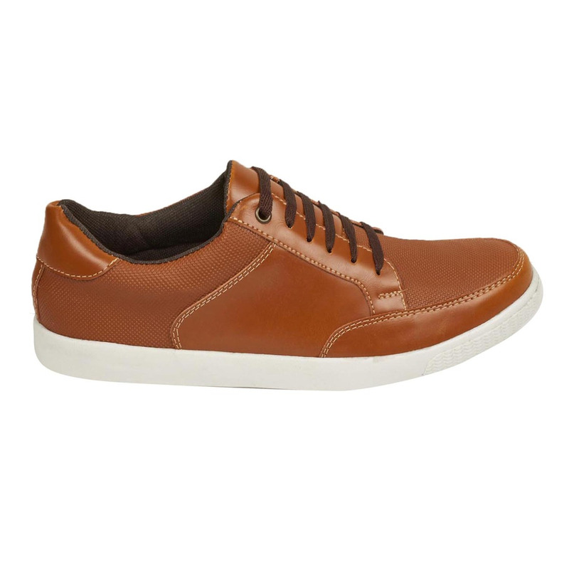 Sneakers camel  018822