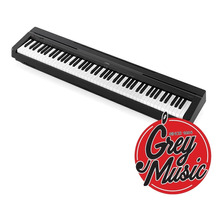 Piano Elèctrico Yamaha P45b Martillo 88 Teclas Grey Music