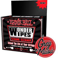 Ernie Ball Wonder Wipe- Paños Limpia Cuerdas