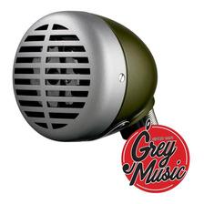 Microfono P/ Armonica Shure 520dx Dinámico Omnidireccional