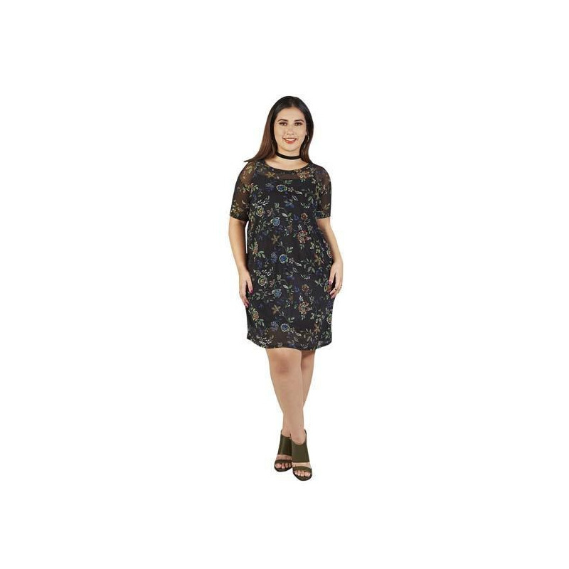 Vestido dama 015469