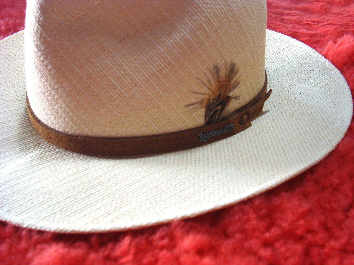 2429f00c71cec 8202 Sombrero Panamá Lagomarsino Plato ala 10.