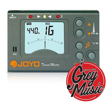 Metronomo + Afinador Cromático Joyo Jmt9000b - Grey Music