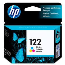 Cartucho Hp 122 Color Original P/ 2050 3050