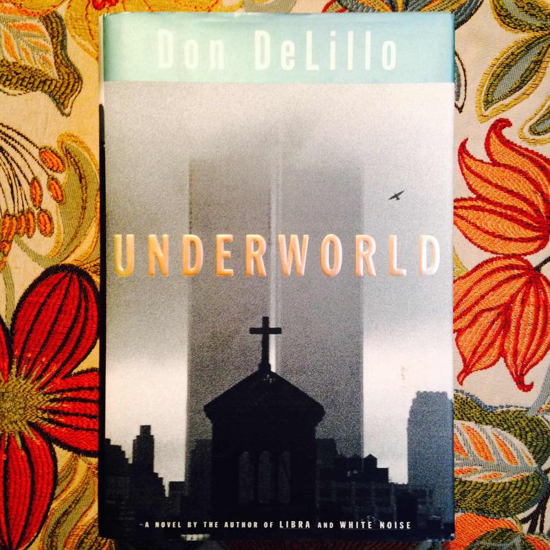 Don DeLillo.  UNDERWORLD.