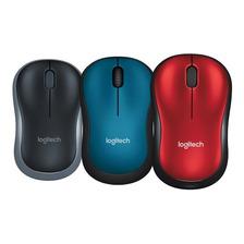 Mouse Logitech M185 Optico Wireless Usb Inalambrico Nano