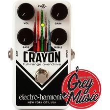 Pedal Electro Harmonix 141733 Crayon 69 Full Range Overdrive