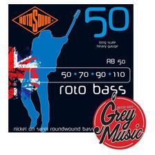 Encordado Rotosound Rb50  Roto Bass 050-110
