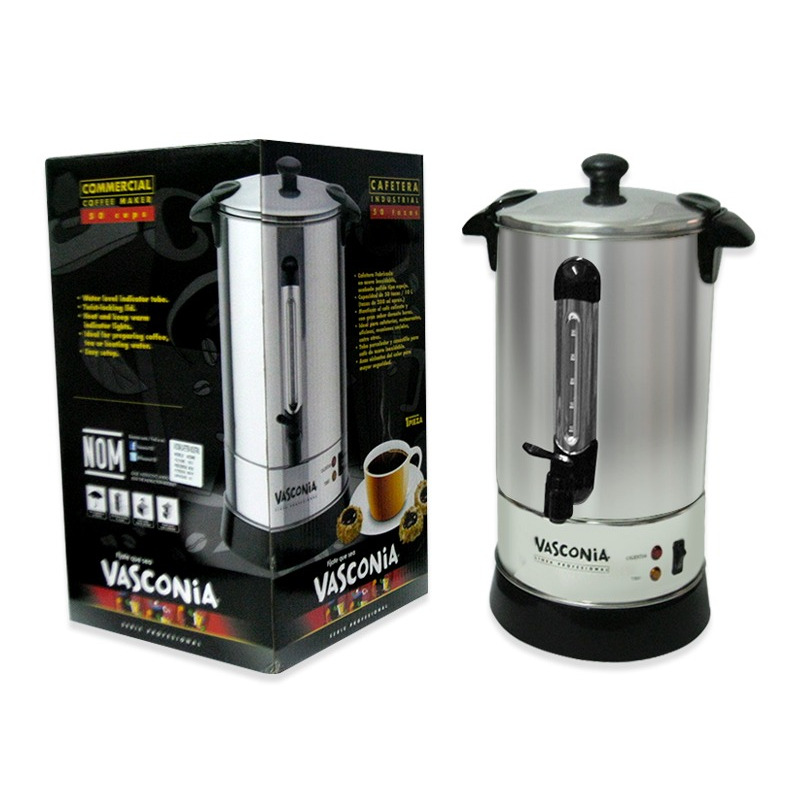 Cafetera Industrial 10 L 50 Taza Moldelo: 4022650 182478