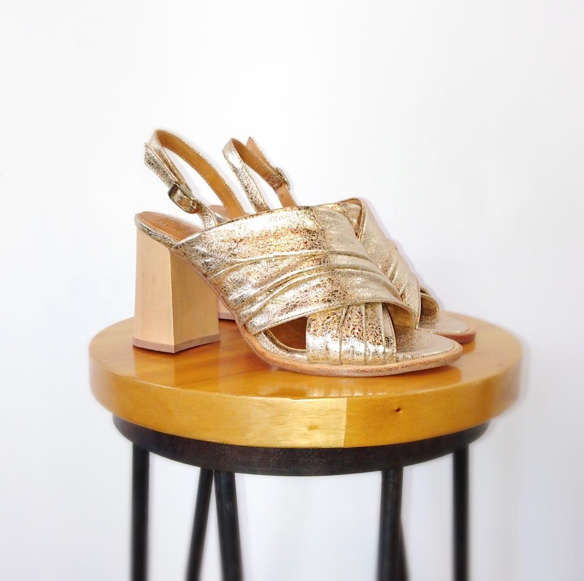 Sandalia Lia 22 Oro