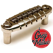 Puente Cordal Guitarra Resomax Nw2 Negro Nickel Ps-8593-bn