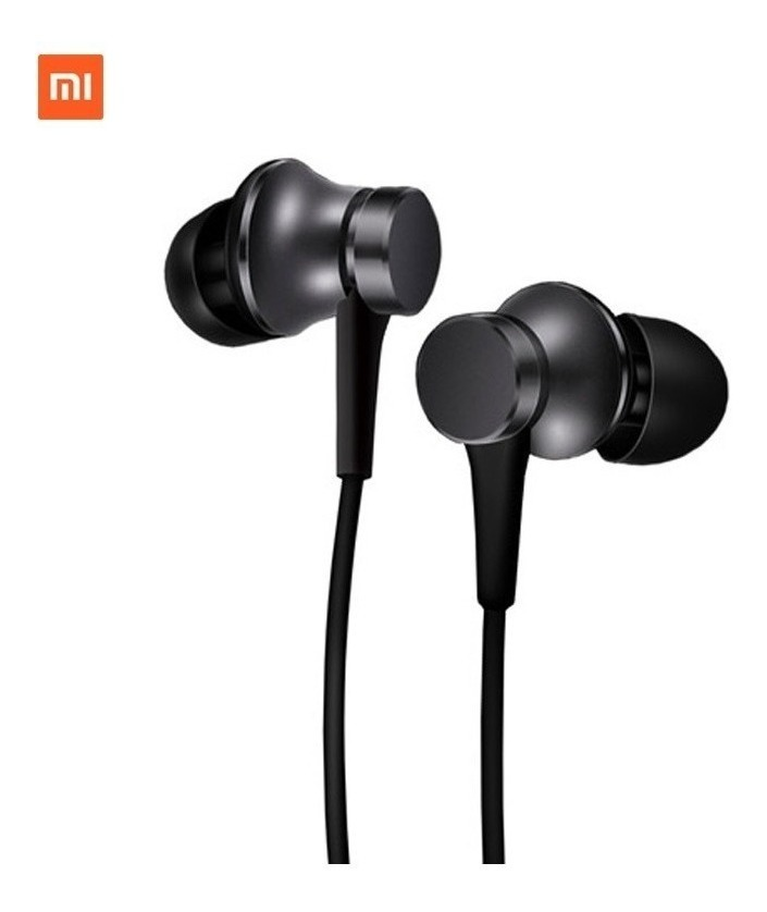 Auriculares Xiaomi Mi Basic Original Stereo 3 5mm In Ear