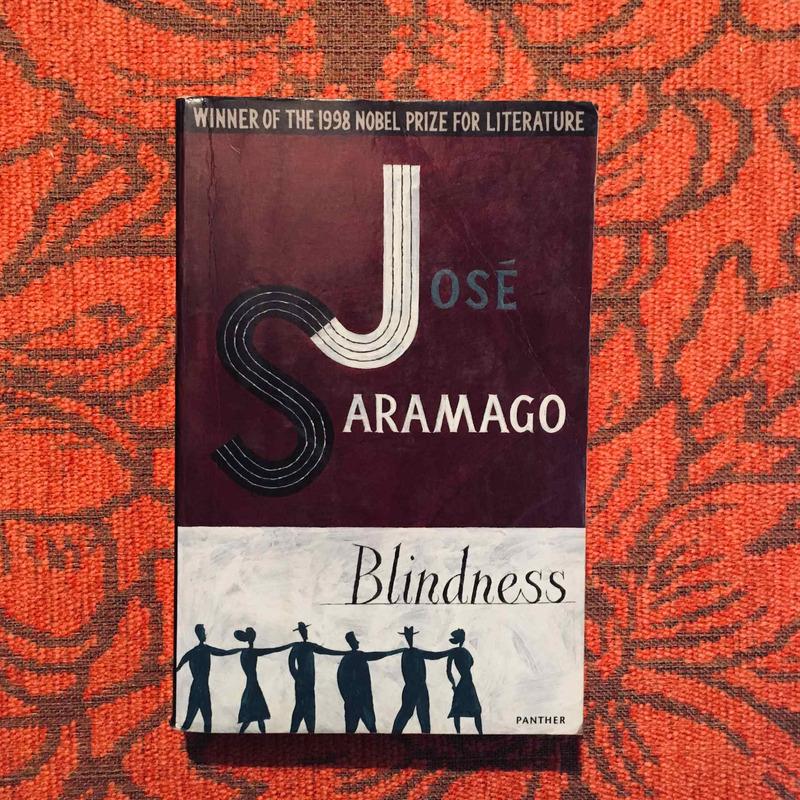 José Saramago. BLINDNESS.