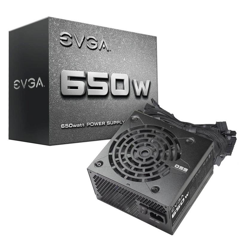 Fuente Evga 650W
