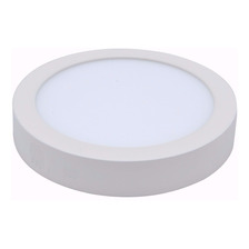 Plafon Led 6w Blanco 220v Aplique Externo Powerzon