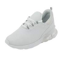 Sneakers Blanco Liso 014745