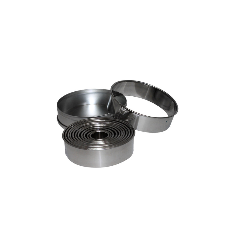 Juego cortador de galleta anillo  1323364