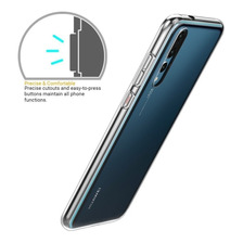 Funda Tpu Transparent Slim Huawei P20 Pro P20+ Glass Temp