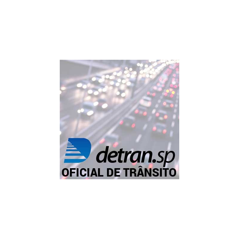 Curso online Oficial de Trânsito Detran Noções de Informática