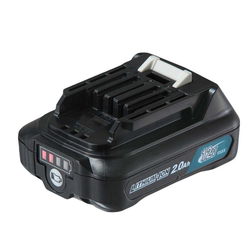 Martelete Rotativo Rompedor á Bateria 12V + BRINDES - HR166DZ -P - Makita