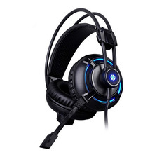 Auriculares Gamer Hp H300 Microfono Pc Ps4 Vibracion