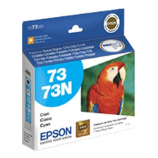 Cartucho Epson 73 Color Cian T073220 T073 73