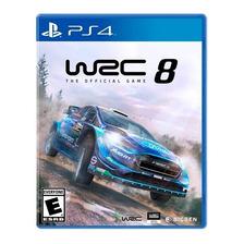 Wrc 8 Rally Ps4 Fisico Sellado Original
