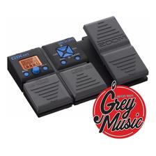 Pedalera Multi Efectos P/ Guitarra Zoom G1xon - Grey Music