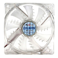 Cooler Fan Zalman Zm-f1 80 Led Azul Ultra Quiet Silencioso