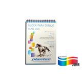 BLOCK PARA DIBUJO PLANTEC 150grs - A5/40hj