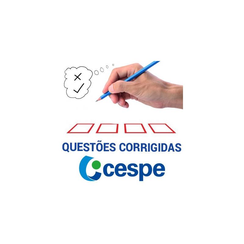Curso Questões Corrigidas Língua Portuguesa CESPE