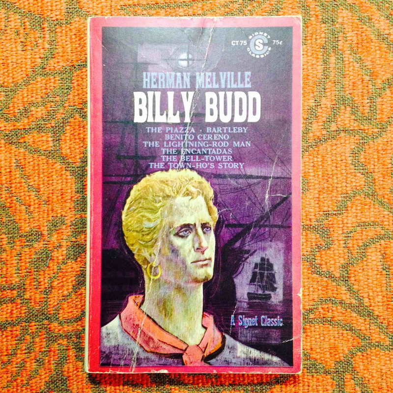 Herman Melville.  BILLY BUDD AND OTHER TALES.