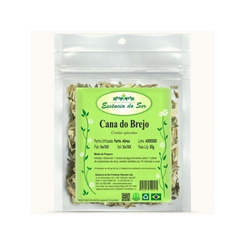 Cha de Cana do Brejo - 30g - Essencia do Ser