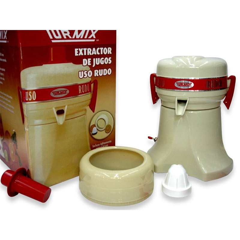 Extractor De Jugos Turmix Uso Rudo Mod. Tu05 Moldelo:  236009