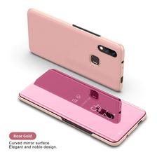 Funda Flip Cover Standing Xiaomi Redmi Note 6 Pro + Glass 5d