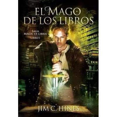 Resultado de imagen para magic ex libris 1 jim c hines
